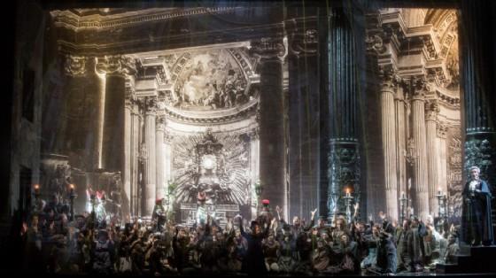 al Giovanni da Udine la «Tosca» (© Fabio Parenzan)