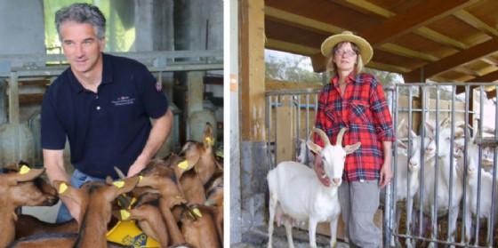 Eccellenza nell'allevamento delle capre: premiate due aziende di Coldiretti Fvg (© Coldiretti Fvg)