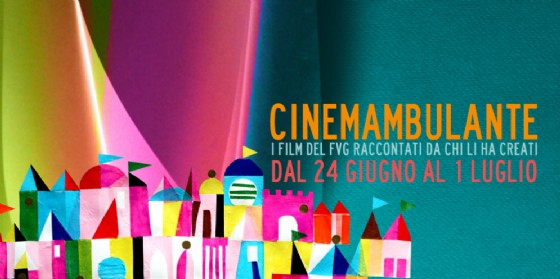 La rassegna Cinemambulante torna nel 2017 con otto serate all'aperto (© Cinemambulante)
