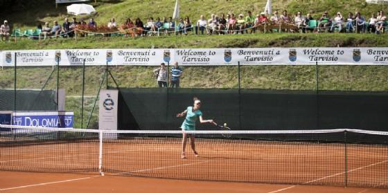 Il grande tennis internazionale in Valcanale: scatta la terza edizione della 'Città di Tarvisio Cup' (© Tennis Club Tarvisio)