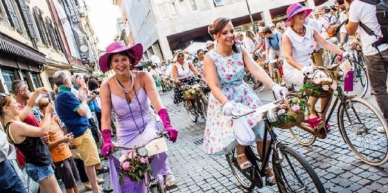 Torna l'appuntamneto con 'K2 Tweed Bike Vintage' (© Sabrina Secco | Facebook)