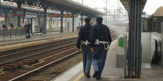 Agenti della Polizia Ferroviaria (© Diario di Trieste)