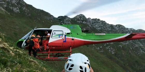 Trovato senza vita l'escursionista disperso in Val Resia (© Cnsas)