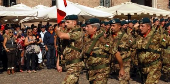Celebrato il 33° anniversario della costituzione della specialità Lagunari