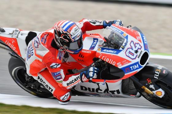 MotoGP Assen, Warm Up: Pioggia torrenziale, Miller davanti a Marquez e Iannone