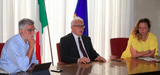 Piscina Bianchi, avviati interventi di messa in sicurezza dei controsoffitti (© Comune di Trieste)