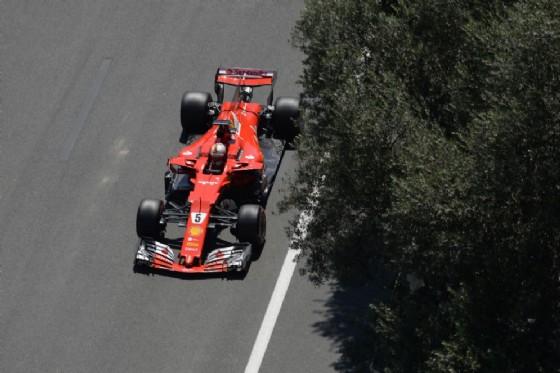 F1, GP Azerbaigian. Vettel: