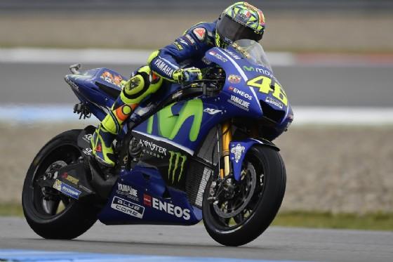MotoGp, vittoria numero 115 per Rossi: Sono felice, gara fantastica