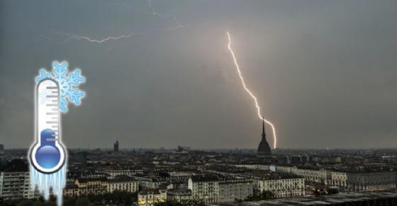 Meteo, pioggia in arrivo a Nordest: rischio fiumi