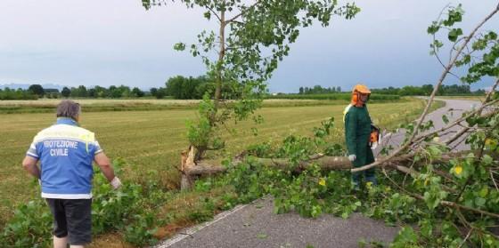 Maltempo sul Friuli: si contano i danni