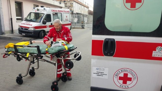 L'ambulanza della Croce Rossa (immagine d'archivio) (© Croce Rossa)