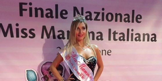 """Miss Mamma Italiana"" 2017 è di Aiello! (© Miss Mamma Italiana Facebook)"