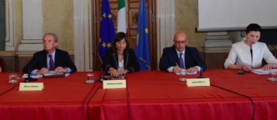 L'apertura del Reflection Forum dedicato ai Balcani occidentali (© Regione Friuli Venezia Giulia)