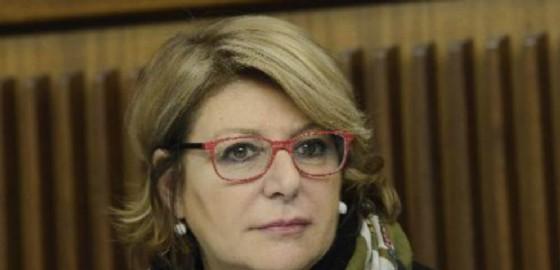 L'assessore alla Salute, Maria Sandra Telesca (© Diario di Trieste)