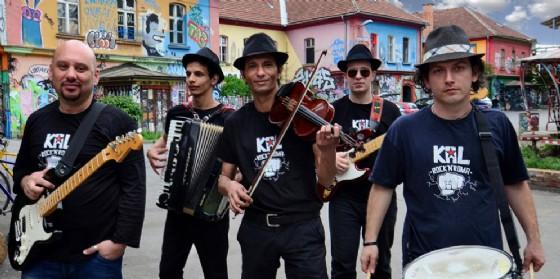 Verdid'estate prosegue in musica, domenica il concerto della Kal Band