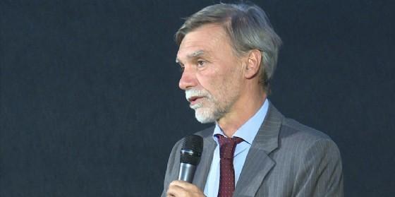 Graziano Delrio (Ministro Infrastrutture e Trasporti) all'assemblea di Unindustria Pordenone