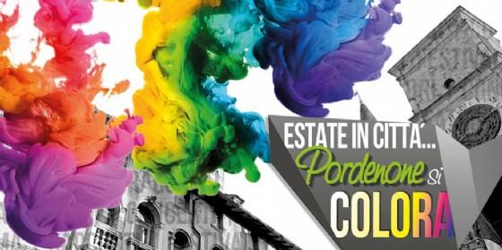 Con Estate in città Pordenone si colora