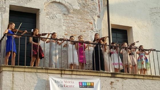 A San Vito al Tagliamento torna «Il piccolo violino magico»