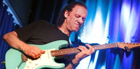 Scott Henderson ospite di TriesteLovesJazz (© Ufficio Stampa TriesteLovesJazz)