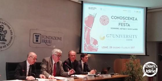 Al via a Udine la terza edizione di 'Conoscenza in Festa' (© Diario di Udine)
