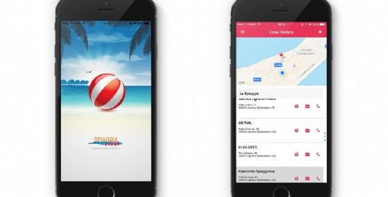 Ecco come app ideata dal Consorzio Spiaggia Viva-Cuore di Lignano