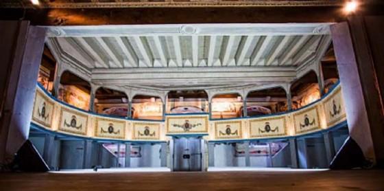 A Valvasone, nel teatro più piccolo d'Italia, risuonano arie d'amore con Piccolo Festival Fvg (© Piccolo Festival Fvg)
