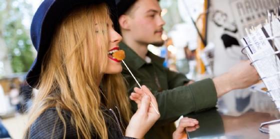 Street food, è sempre più di moda