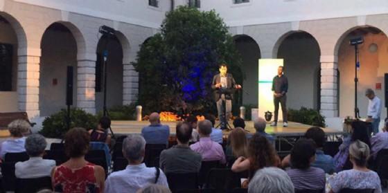 Pordenone città della poesia, due appuntamenti per salutare l'arrivo dell'estate (© Fondazione Pordenonelegge.it)