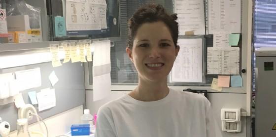 Tesi di ricerca, riconoscimento ad Alessandra Dall'Acqua, una giovane borsista del Cro (© IRCCS CRO Aviano)