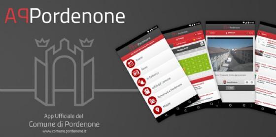 E' arrivata APPordenone, l'app del Comune per la Città (© Comune di Pordenone)
