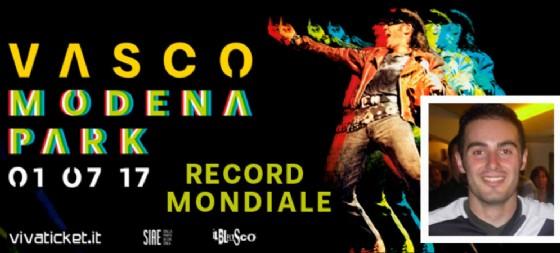 I fan numero 1 di Vasco Rossi è un friulano (© Diario di Pordenone)