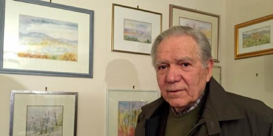 Prosegue con successo la mostra di Andrej Kosič alla Bsi di Gorizia (© Radio Prvi)