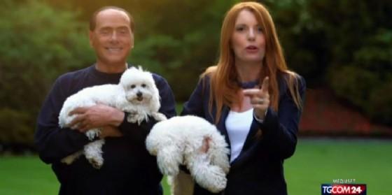 Berlusconi e Brambilla per il Movimento Animalista