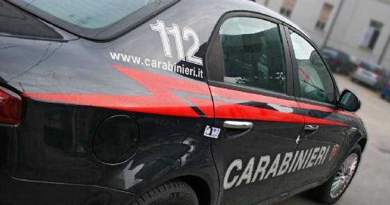Gazzella dei Carabinieri (© ANSA)