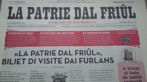 La Patrie dal Friûl finisce negli alberghi del Friuli