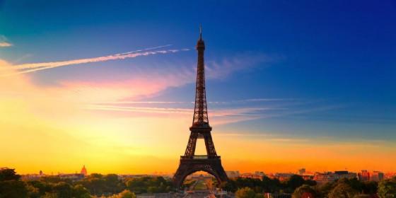 Biella - Tour Eiffel in cinque giorni... con la bici