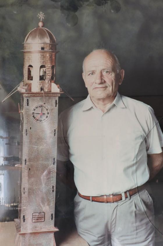 Mario Botta e il suo campanile di Crocemosso