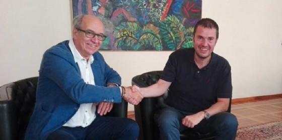 Ospedale, Ciriani e Simon firmano l'accordo storico sulla viabilità