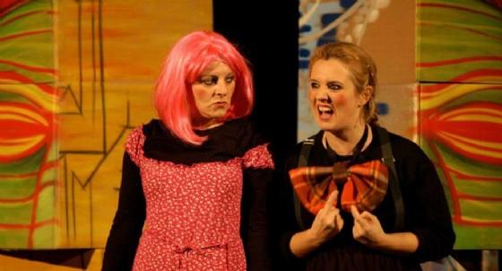 """""""Insegui la tua storia"""": a Medea approva lo spettacolo """"Arturo in cerca della paura"""" (© Insegui la tua storia)"""