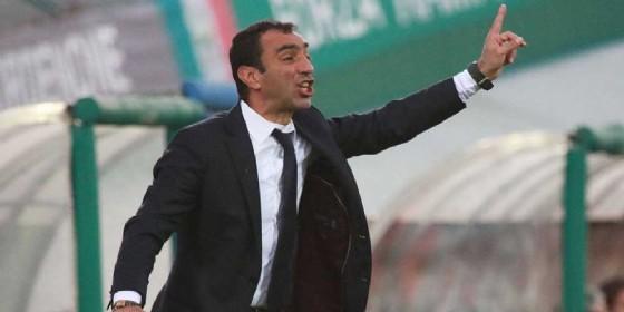 Al De Marchi evento di presentazione del nuovo Mister del Pordenone Calcio Leonardo Colucci