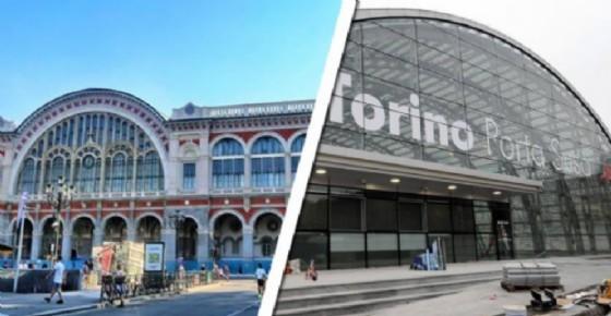 Pedalando tra le stazioni di torino porta susa e porta - Torino porta susa porta nuova ...