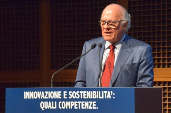 Il presidente UIb, Carlo Piacenza