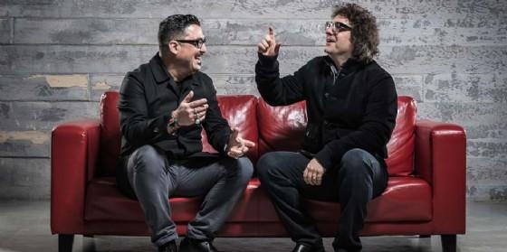 Remo Anzovino e Roy Paci per Udin&Jazz (© Simone Di Luca)