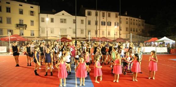 Vittoria d'estate a Gorizia: weekend intenso tra calcio balilla, braccio di ferro, musica e street food (© Vittoria d'Estate)