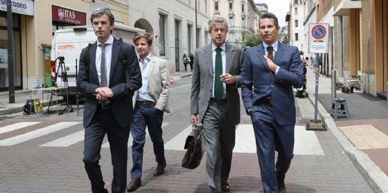 I legali del processo Bossetti per la morte di Yara