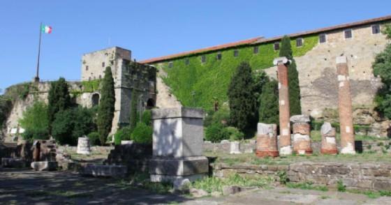 Il Castello di San Giusto (© Turismo Fvg)