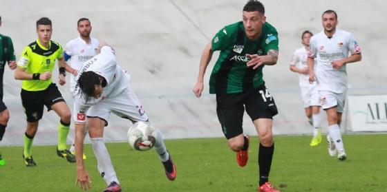 Pordenone Calcio: Rinnovo di contratto per l'attaccante Martignago