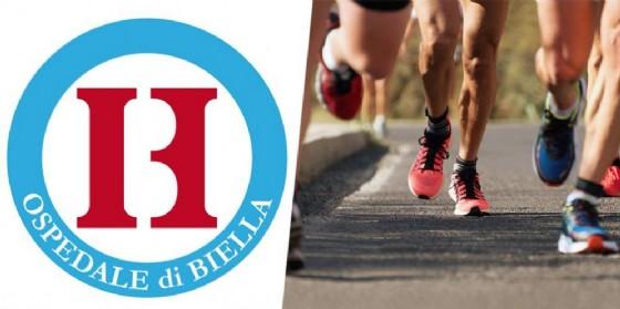 Corsa per il personale di cardiologia dell'Asl di Biella