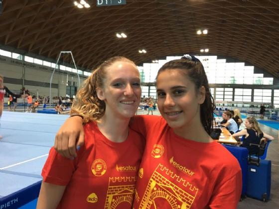 Alice Andreetto e Sara Bottigella