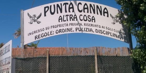 Stabilimento balneare fascista a Chioggia: è polemica (© ANSA)